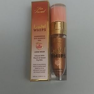 TOO FACED CRYSTAL WHIPS SHIMMERING EYESHADOW